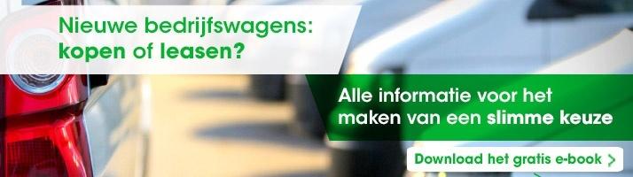 Elektrische bedrijfswagens kopen of leasen