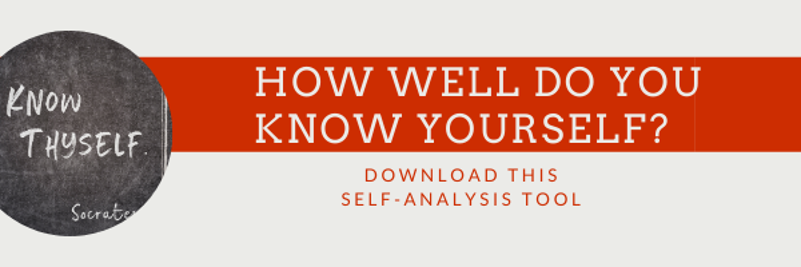 Click to Download the self-care analysis tool.