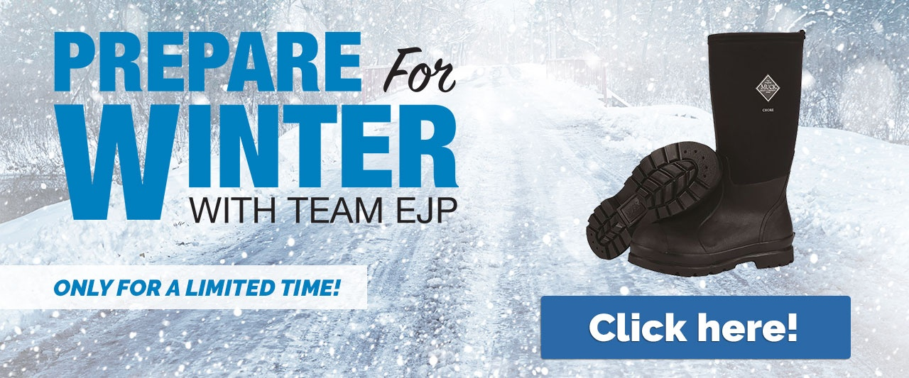 Prepare your crews for winter with TEAM EJP