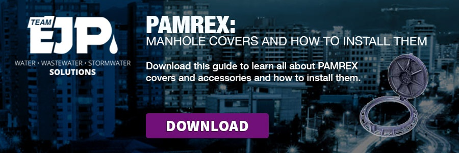 PAMREX Manhole covers informational guide download