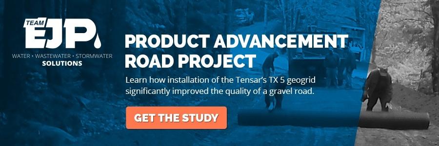 EJP Tensar's TX 5 Geogrid Case Study CTA