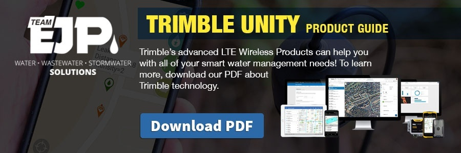 Trimble Unity guide download button