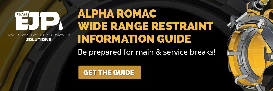 ALPHA Romac Wide Range Restraint Information Guide CTA