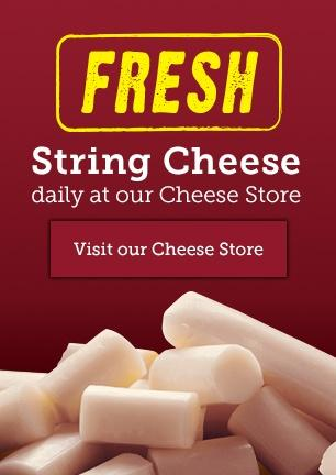 fresh string cheese