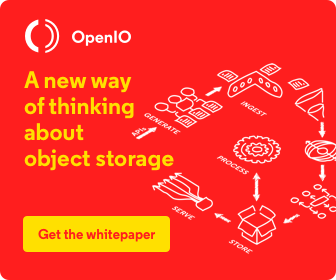 A new way of thinking about object storage