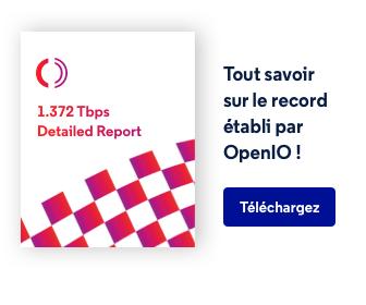 Tout savoir sur le record établi par OpenIO !