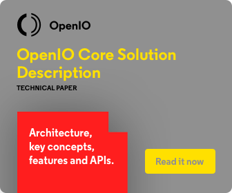 OpenIO Core Solution Description