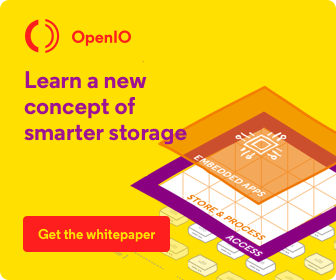 Learn a new concept of smarter storage