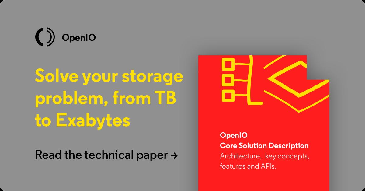 Solve your storage problem