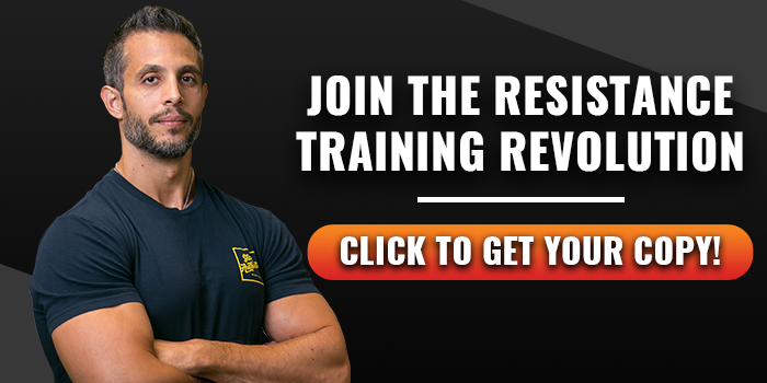The Resistance Training Revolution | By Sal Di Stefano