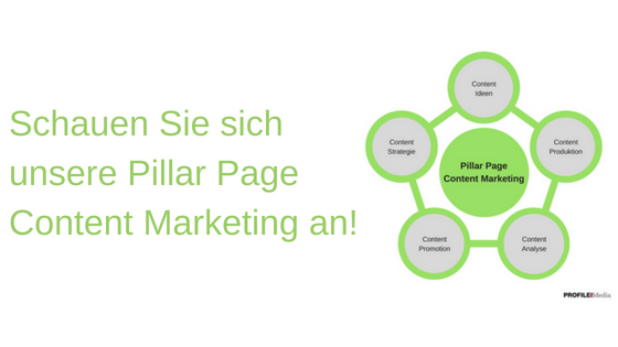 Pillar Page Content Marketing
