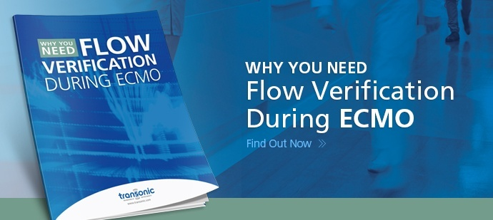 Guide: Why You Need Flow Verification During ECMO