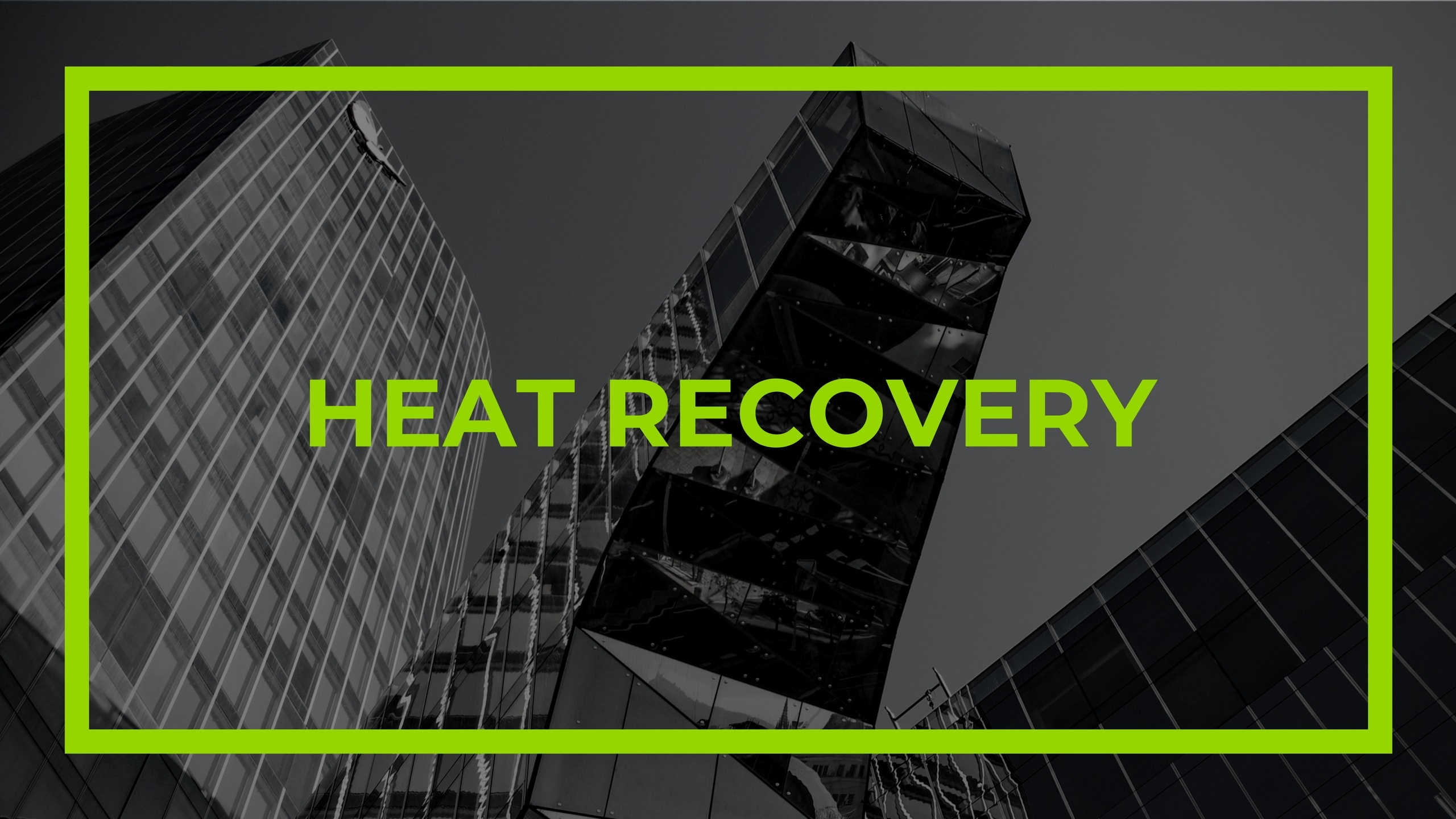 About Aermec Heat Recovery