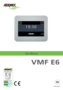 VMF User Manual