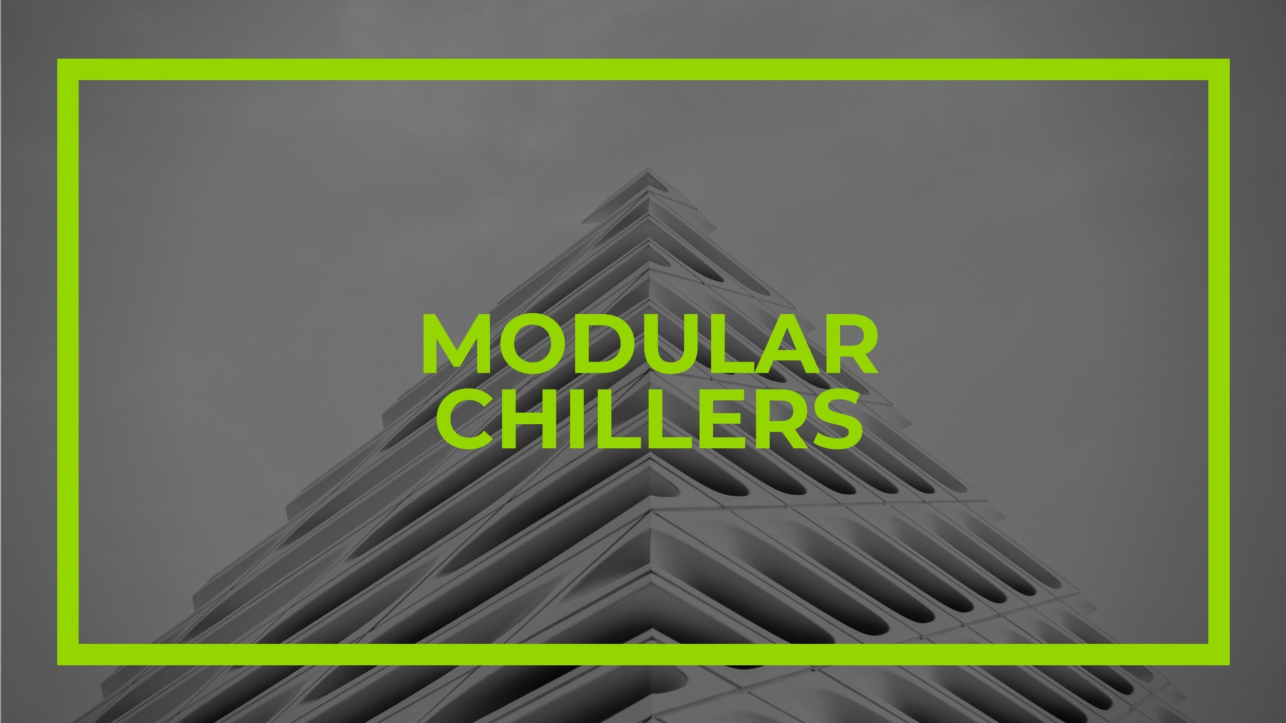 About Aermec Modular Chillers