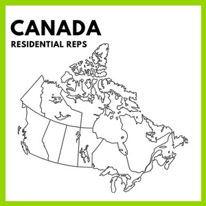 Canada Residential Reps