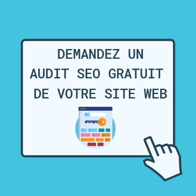 audit seo gratuit de votre site web