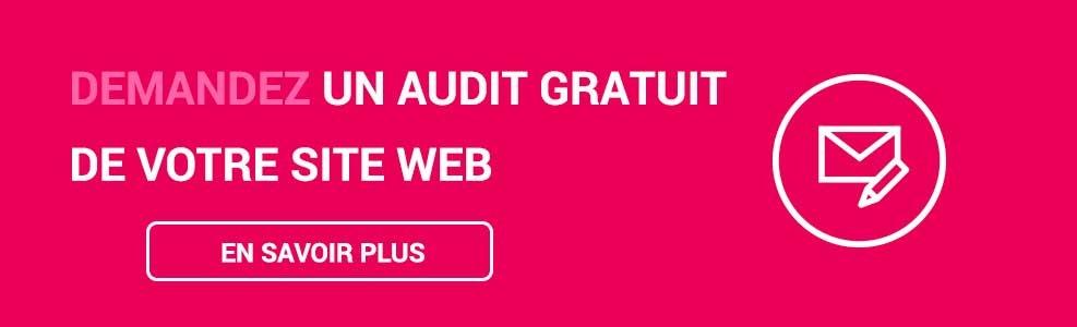 Demandez un audit gratuit de votre site web