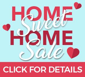 home sweet home sale