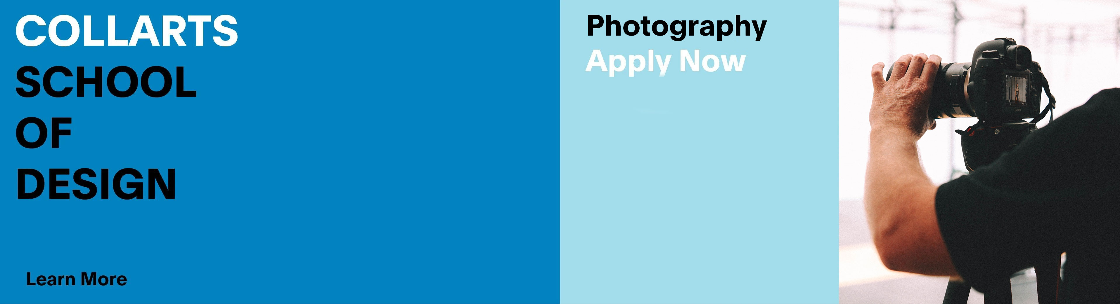 Photography - Apply Now
