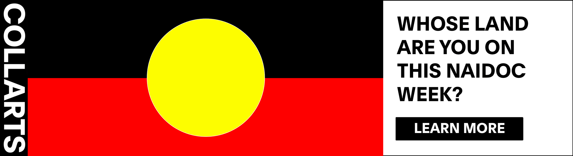 Whose Land Are You On This NAIDOC Week?