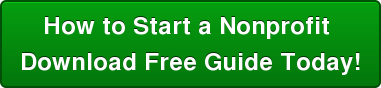How to Start a Nonprofit Download Free Guide Today!
