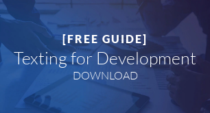 [FREE GUIDE]  Texting for Development DOWNLOAD