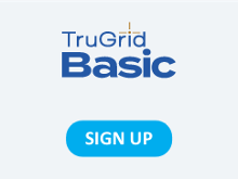 TruGrid Basic Sign Up