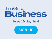TruGrid Business Sign Up