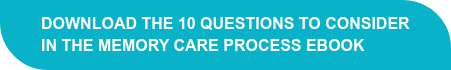 Download the 10 Questions to Consider  in the Memory Care Process ebook