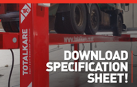 Download TotalKare's Heavy Duty Commercial Four Post Lift specification sheet