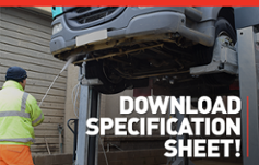 Download TotalKare's G8AC Wash Bay Mobile Column Lift specification sheet