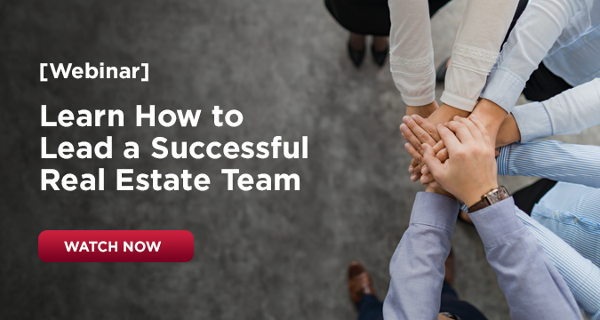 Learn How To Lead a Successful Real Estate Team
