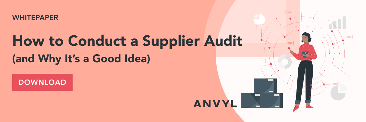 DOWNLOAD: How to Conduct a Supplier Audit