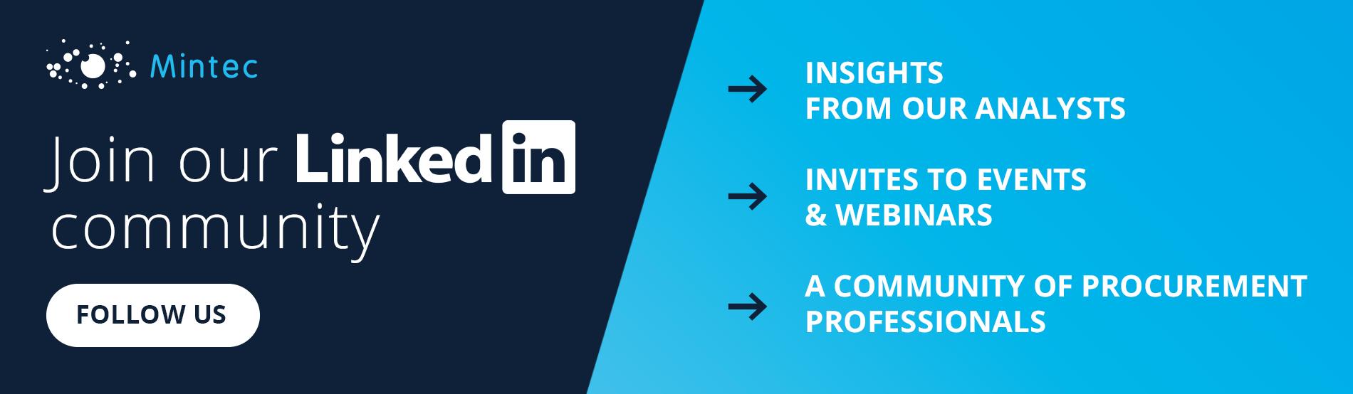 LinkedIn Mintec