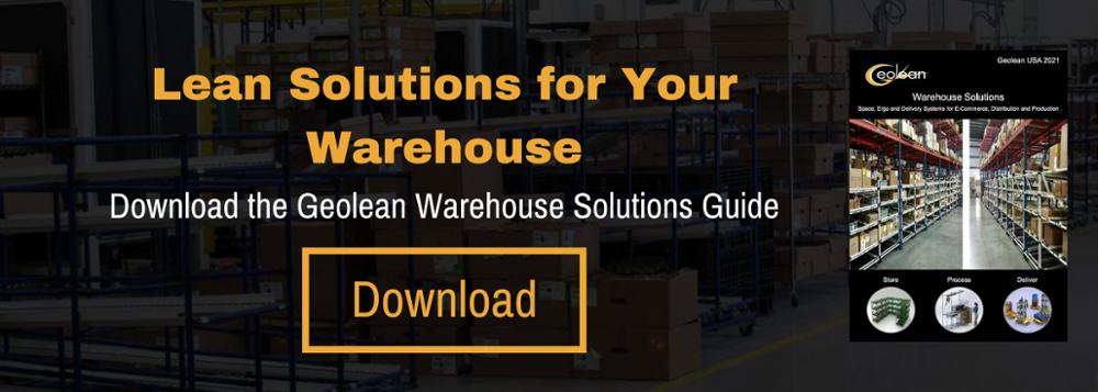 warehouse lean solutions guide cta