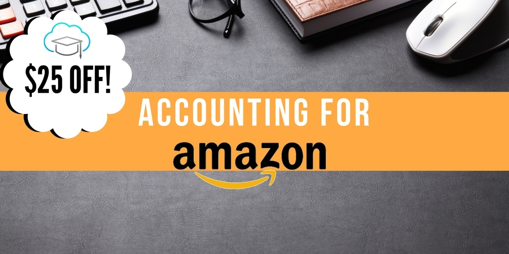 Accounting for Amazon Discount