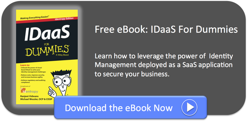 IDaaS for Dummies eBook
