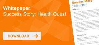 Customer Success Case Study: Health Quest