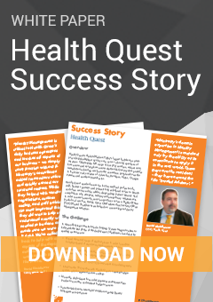 Customer Success Case Study: Health Quest