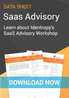 SaaS Advisory Data Sheet
