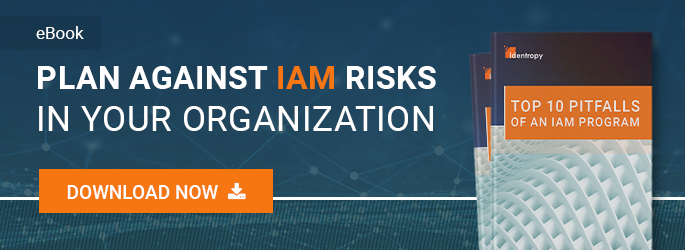 Pitfalls of an IAM Program