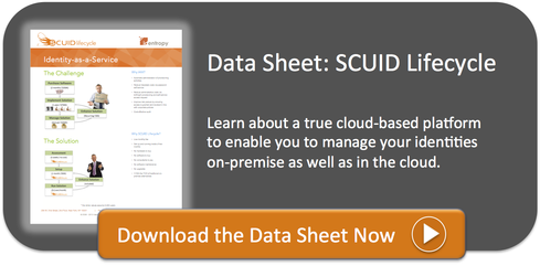 SCUID Lifecycle Data Sheet