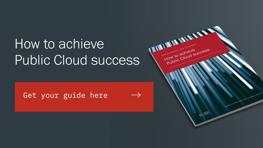 How to achieve public cloud success