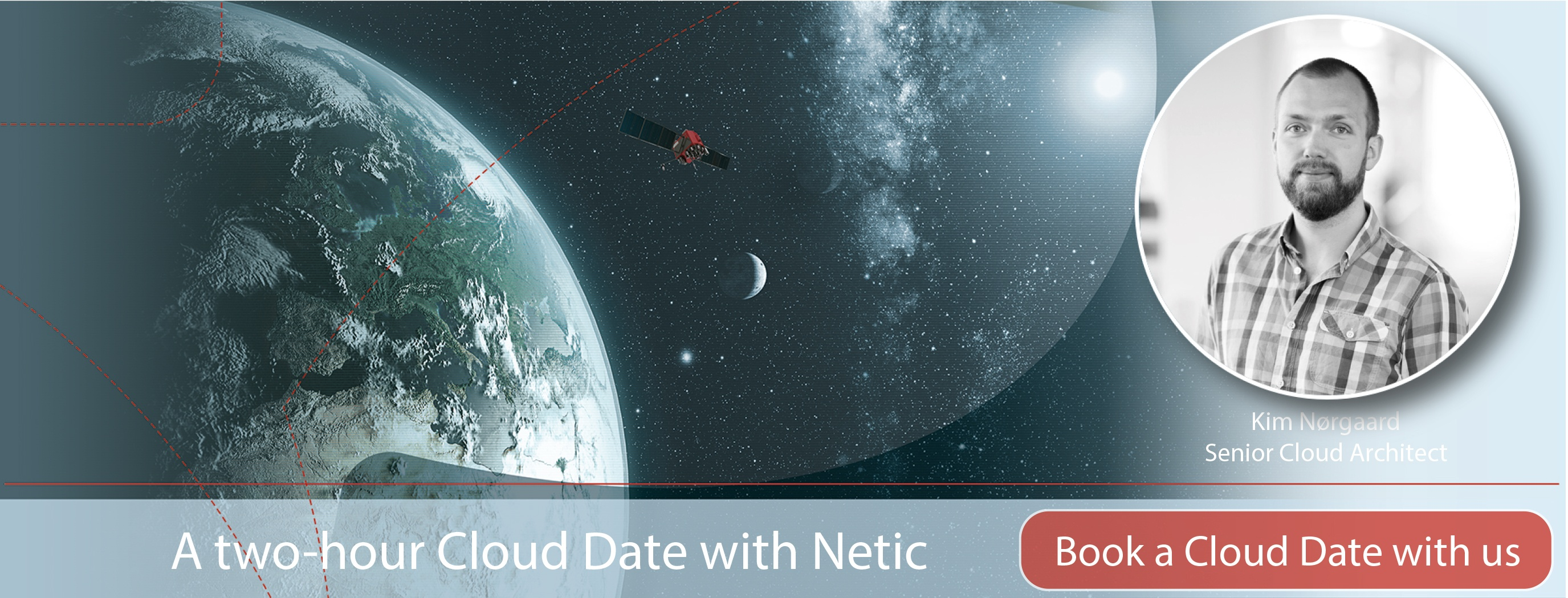 Cloud Date with Netic
