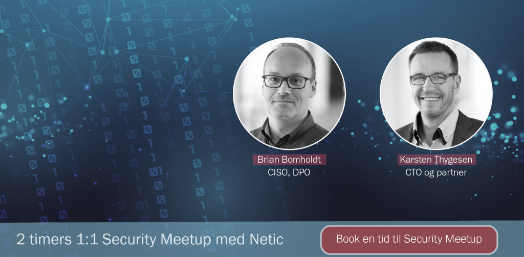 Security Meetup med Netic