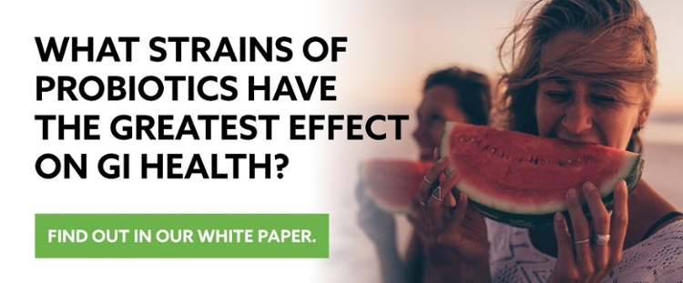 Probiotics Supplements White Paper