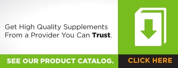 nutritional supplements catalog