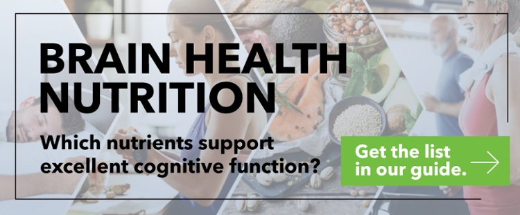 brain health nutrition