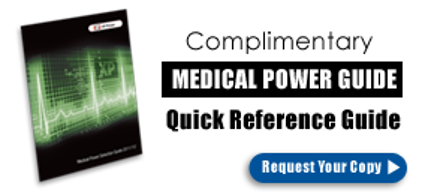 Medical power guide